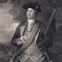 George Washington age 40