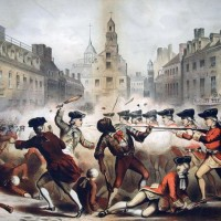 Eyewitness Boston Massacre 1770