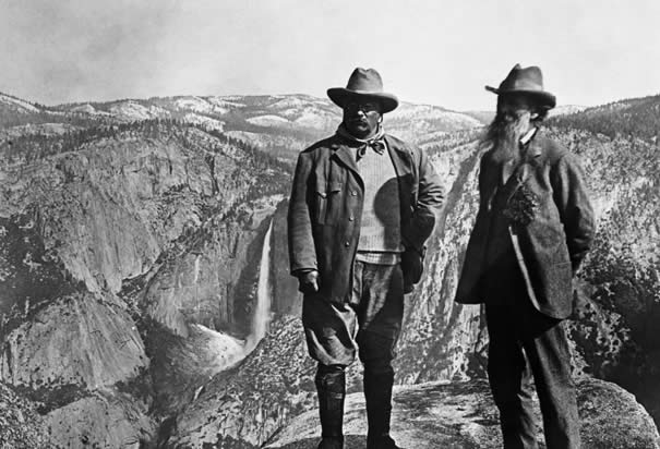 Roosevelt establish the National Forest Service