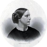 Susan B. Anthony c.1855