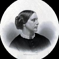Susan B. Anthony c.1855