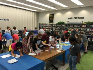 Teens and Libraries