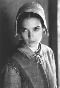 Winona Ryder Witch