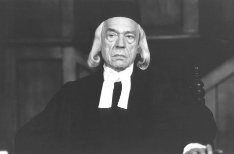 Witch Trial Judge
