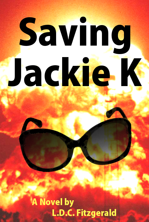 eBook Cover - Explosive Novel about Jackie Kennedy / Jackie O.